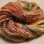 romney base with polwarth coils