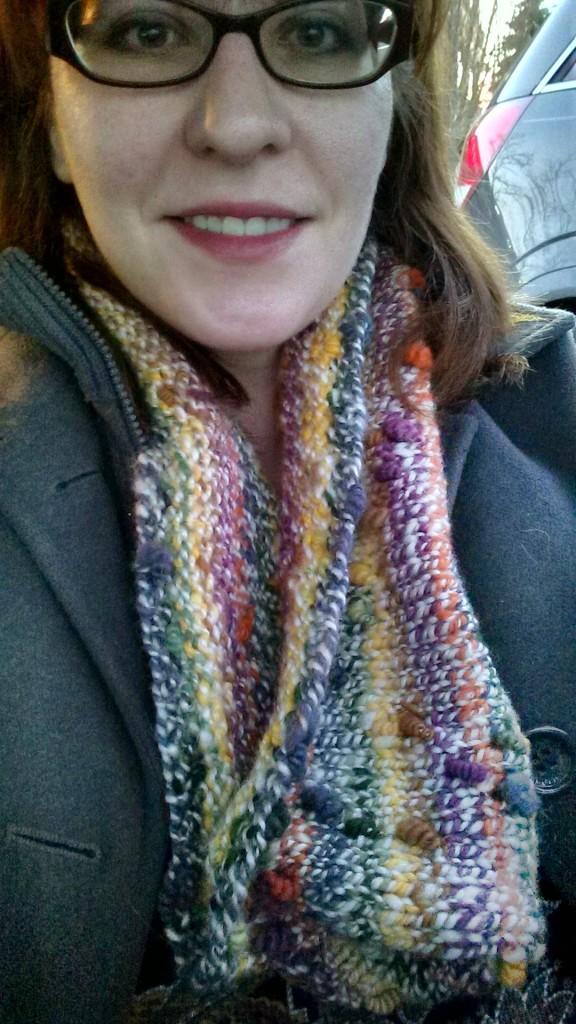 Coiled Cowl