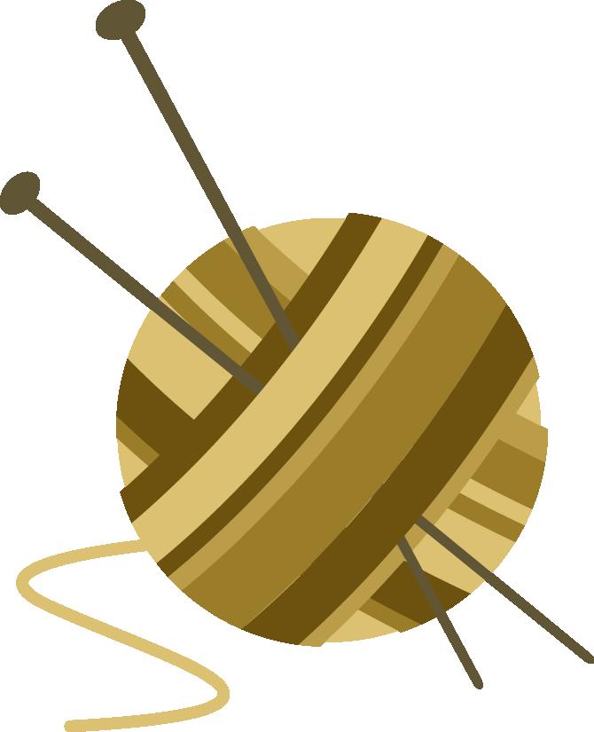Knitting Needles Png : Knitting basket geekophile