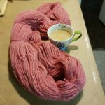 530yds of aran weight